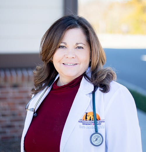 Dr. Barbara Jacobsen, Thomasville Vet